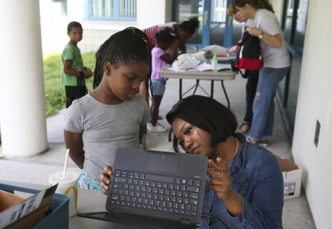 Virtual learning means unequal learning
